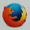Firefox running in XWayland
